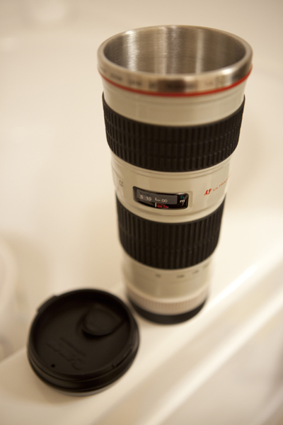 A Cup Of Canon