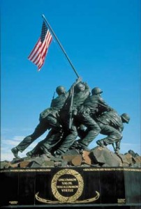 Battle Of Iwo Jima Memorial Statue